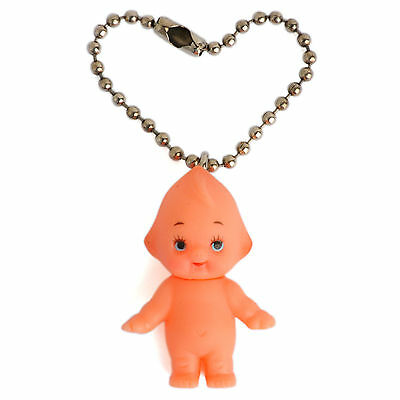 Cute Baby Doll Key Chain Hung Backpack Cell Holder Kewpie Figure Gifts Purse 1.3