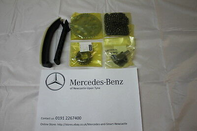 Genuine Mercedes-Benz OM271 Engine Camshaft Timing Chain Kit NEW