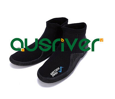 Men's Women's Water Pro 3mm Diving Boots Comfortable Unisex Ankle Boots