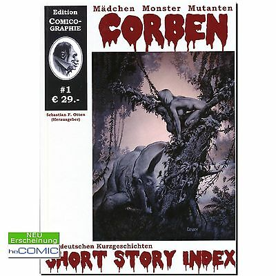 Corben Index 1 Short Story Index Sebastian Otten Sekundärliteratur HORROR COMIC