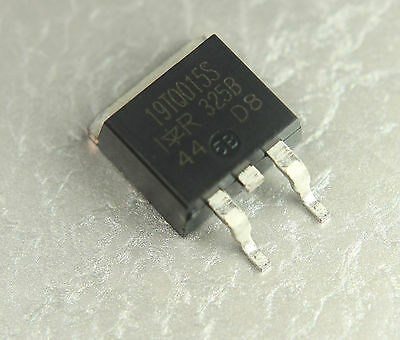 24pcs IRF 19TQ015S 15V/19A Schottky Rectifying Diode, D2PAK