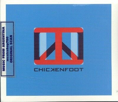 CHICKENFOOT CHICKENFOOT III SEALED CD NEW 3