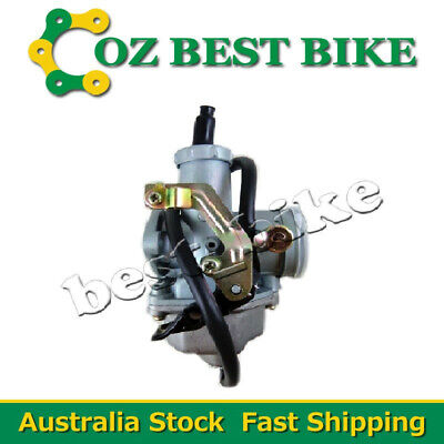 PZ30 Carburetor 30mm Cable Choke Carby 200cc 250cc ATV Pit Pro Dirt Bike