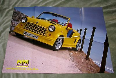 Mini Roadster Riviera Run Car Of The Show Poster