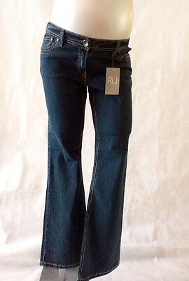 Lovely Dark Blue Maternity Jeans in Sizes 8, 10 & 14 Brand New With Tags