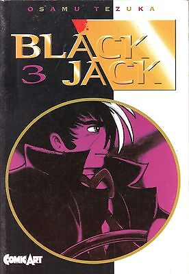 Black Jack N.3 - Comic Art - 1998 - B - Shr
