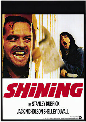 "The Shining - Movie Poster / Print (Regular Style) (Size: 27"" X 39"")"