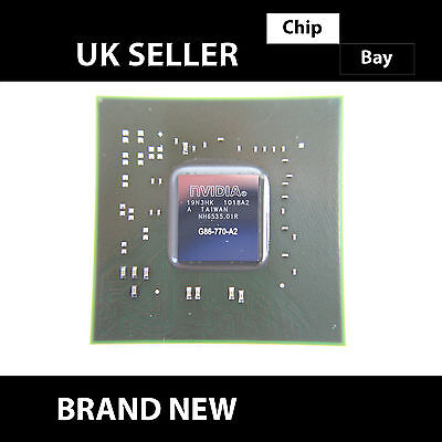 nVidia 8600M GS G86-770-A2 128BIT Graphics Chipset GPU BGA with balls
