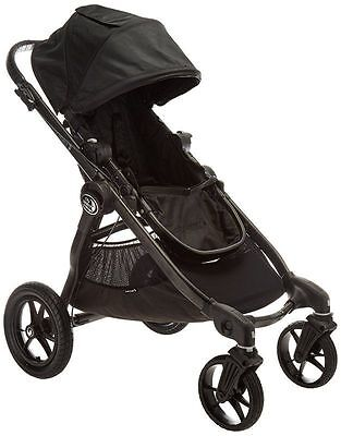 Baby Jogger 2015 City Select Single Stroller - Black (Black Frame) Free Shipping