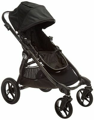 Baby Jogger 2015 City Select Stroller - Black (Black Frame) New! Free Shipping!