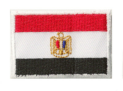Écusson badge patche thermocollant Egypte souvenir petit patch 45x30 mm