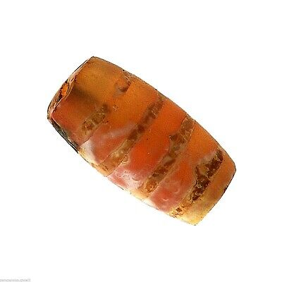 (0013) Chung dZi Bead from Tibet, 19th c. and before