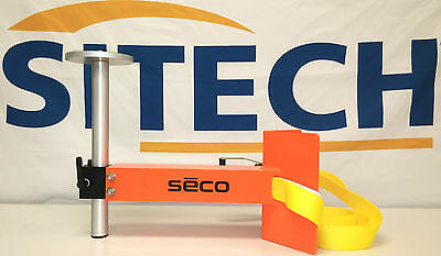 SECO Heavy Duty Column Clamp HD Theodolite, Laser, Total station, Scanner, GPS