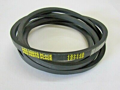 Exact Oem Spec Belt For  King Kutter 167148 County Line Rfm-72 Rfm72 6' Machines