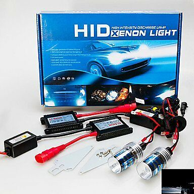 35W/55W Bi-xenon HID Conversion Headlight Kit & Bulbs H1 H3 H4 H7 H11 9005 9006