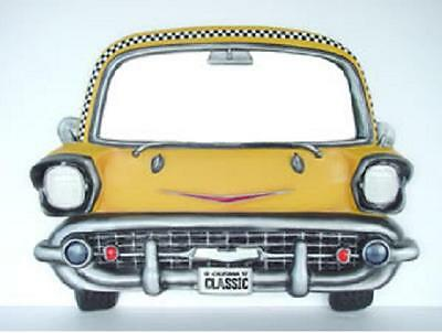 Chevrolet 57 Mirror Classic Chevy Car Mirror bar gamesroom home decor