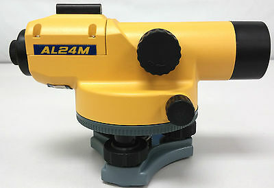 Spectra Precision AL24M Automatic Auto Level Magnetic Optical Transit Survey 24X