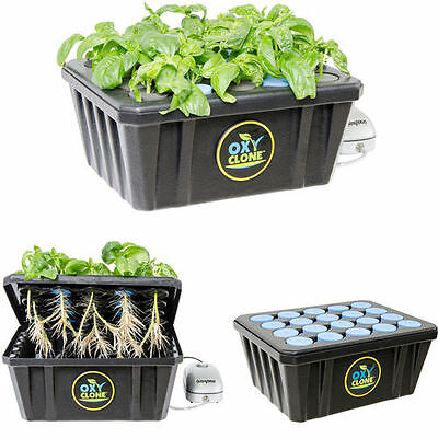 OxyCLONE 20 Site Cloning System - Clone Cloner Aeroponics Seed Rooter Roots
