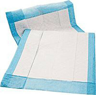 """300 Disposable Pads Chux Absorbant Puppy Dog Pee Training Underpad 17"""" x 24"""""""