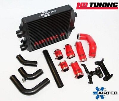 1.9 TDI Airtec Intercooler Seat Ibiza Skoda Fabia VW Polo Black Front Mount Kit