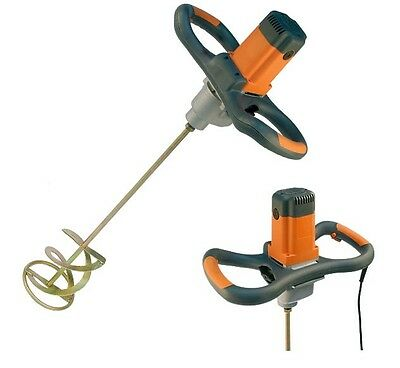 Belle Promix 1600E Plaster Mixer Stripper with Paddle Soft Start (110V or 230V)