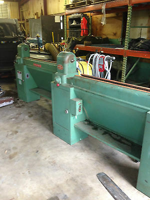 "Powermatic Industrial Woodworking 12"" Lathe Model # 45"