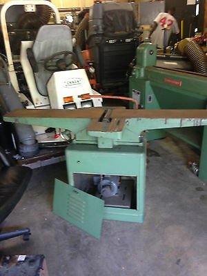 """Powermatic Industrial 8"""" Jointer  Planer """"missing Fence"""""""