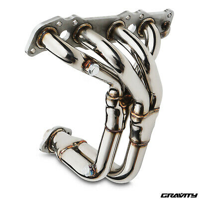 Stainless Steel De Cat Decat Exhaust Manifold For Suzuki Swift 1.3 1.5 04-10