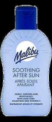Malibu Soothing After Sun Lotion With Aloe Vera 200ml