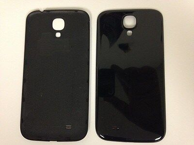 LOT OF 5 NEW BATTERY DOOR BACK COVER FOR SAMSUNG GALAXY S4 i9500 BLACK