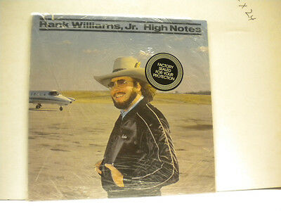 Hank Williams Jr.- High Notes- Country LP SEALED