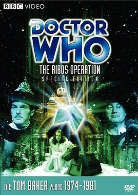 Doctor Who: The Ribos Operation [Special Edition] (2009, DVD New)