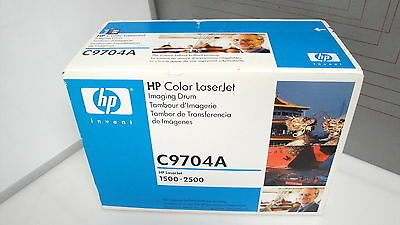 HP C9704A IMAGING DRUM FOR HP 1500.2500 NEW/GENUINE/SEALED BOX