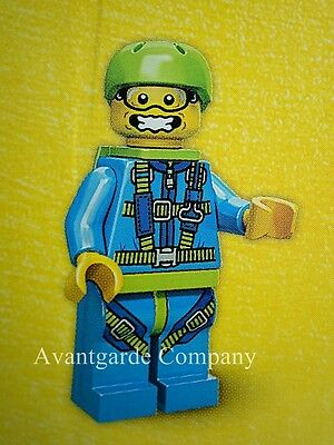 LEGO 71001 Skydiver MINIFIGURES SERIES 10 OPENED & NEW