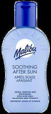 Malibu Soothing After Sun Lotion 100ml Moisturising Aftersun