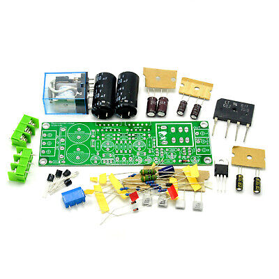 GAINCLONE LM3875 50W+50w 8R Amplifier Kit two-channel Speaker Protective circuit