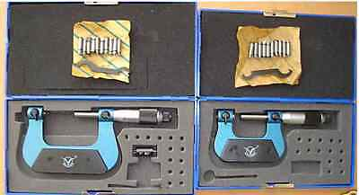 """SPECIAL BRAND NEW 0-1"""" and 1-2"""" SCREW THREAD MICROMETER"""