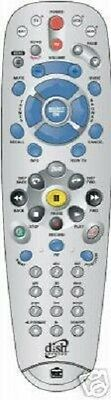 NEW Dish Network Remote Control 8.0 UHF Pro Bell DVR 612 722 625 TV2 #2 6.4 6.3