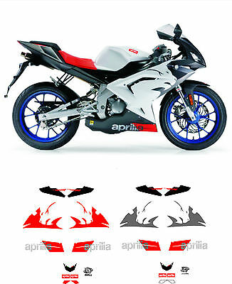 Aprilia RS50 RS 50 Full Decals Stickers Graphics Kit