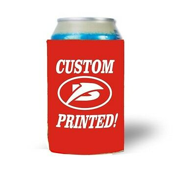 150 Custom Printed Can Coolers (coolies)