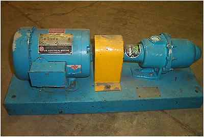 Continental Progressive Cavity Pump CP22 CSMFT  SN:5360  1/3 HP  3 PHASE