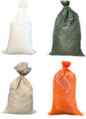 Sandbags For Sale Wholesale Bulk - Emergency Flood Barriers, Sandbag, Poly Bag