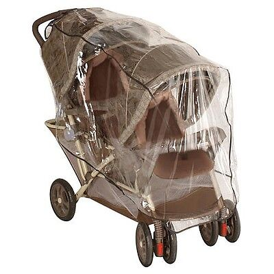Jeep Tandem Stroller Weather Shield - New! Free Shipping!