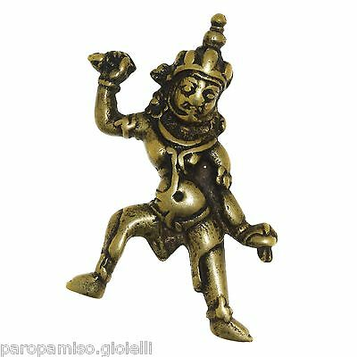 Very Big Thokchag, China Tibet, 18th c. and before, solid brass.  (0315)