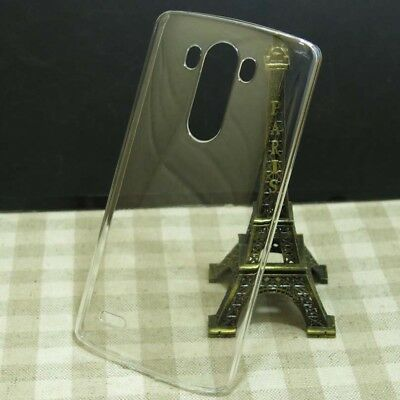 1x New Clear Transparent crystal Hard Back Case Cover Skin for Mobile phone
