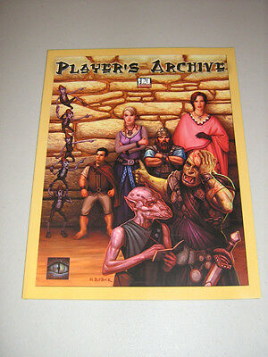 d20: Player's Archive (New)