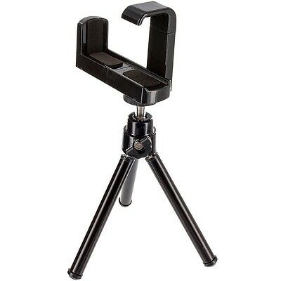For iPhone 5S 5 5G 4G 4S 4 3G Universal Mini Tripod Stand Camera Video Holder