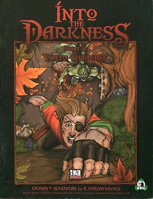 d20: Diomin: Into the Darkness (New)