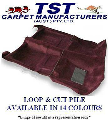 Moulded Car Carpet To Fit  Mazda 323 Rwd 77-80 Front & Rear