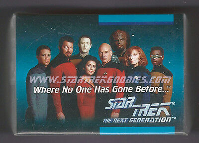 MINT IMPEL 1992 FULL Set of 120 Cards PLUS from Star Trek: The Next Generation!